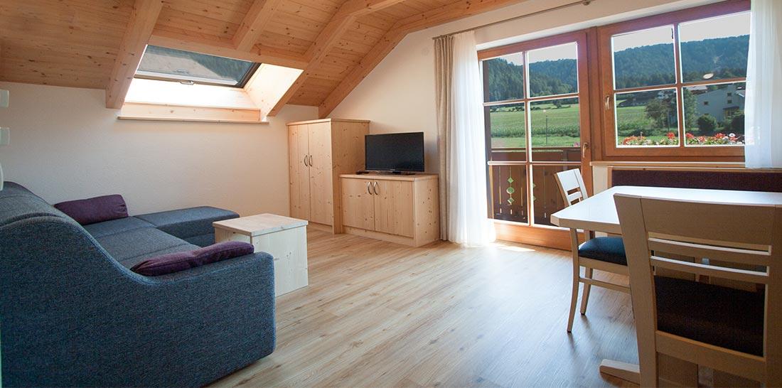 Appartamento Con Attrezzatura Completa Per 2 6 Persone In Rasun Di